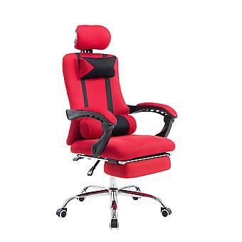 Toimistotuoli - Työpöytätuoli - Kotitoimisto - Moderni - Punainen