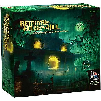 The Betrayal Of The House On The Hill