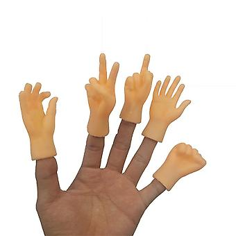 5buc Simulare Hand Finger Cot Anxietate Relief Toys Funny Fidget Jucărie