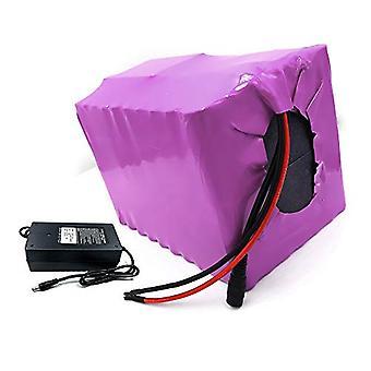 49ah 10s14p 36v Batterij E-bike Ebike Elektrische Fiets Li-ion Aanpasbaar 190x150x135mm