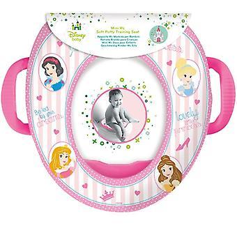 Disney Princess Mini WC Soft nocnika siedzenia z uchwytami