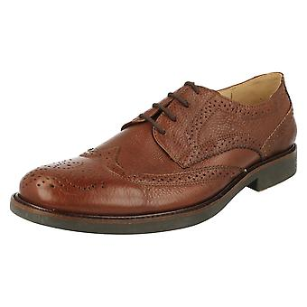 Mens Anatomic Smart Brogue stílusú cipők Palma