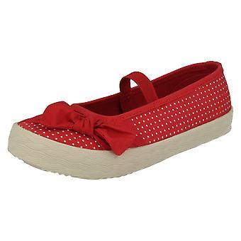 Meisjes Startrite zomer Canvas schoenen Capri