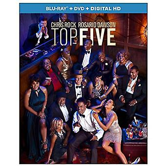 Top Five [BLU-RAY] USA import
