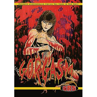 Gorgasm [DVD] USA import