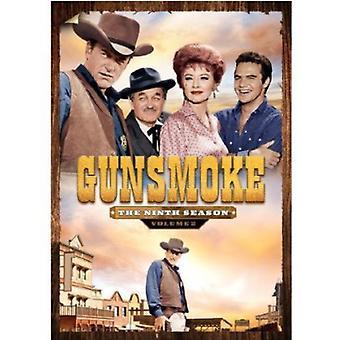 Gunsmoke - Gunsmoke: La Novena temporada, importación USA Vol. 2 [DVD]