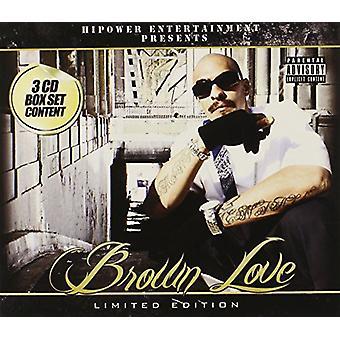 Salut Power présente: brun Love - Hi Power présente: importation USA Love Brown [CD]