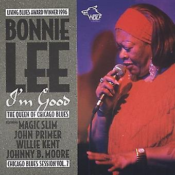 Bonnie Lee - jag är bra [CD] USA import