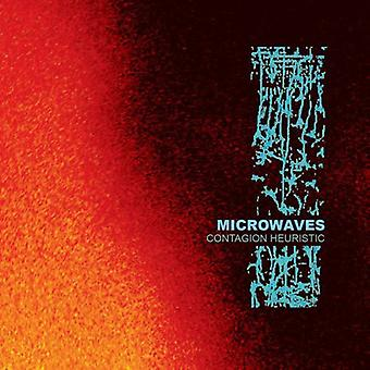 Microwaves - Contagion Heuristic [CD] USA import