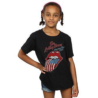 Rolling Stones filles T-Shirt de la tournée américaine 81