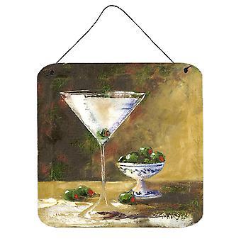 Martini de oliva Malenda truco pared o colgar de la puerta impresiones