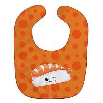 Carolines Schätze BB8804BIB Sushi-Sashimi Baby Lätzchen