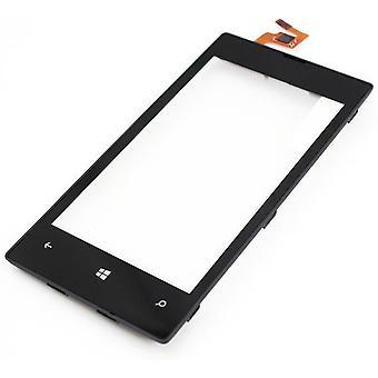 Nokia Lumia 520 525 touch screen + Frame Black