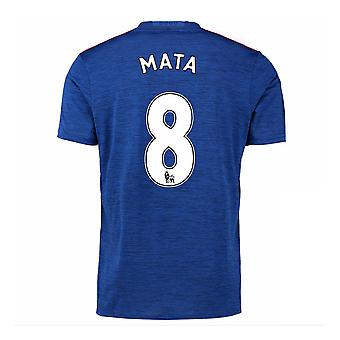 2016-17 Manchester United koszulki (Mata 8) - dla dzieci