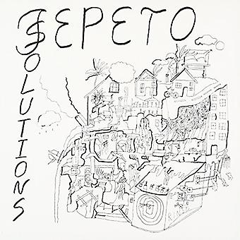 Jepeto Solutions - Jepeto Solutions [Vinyl] USA import