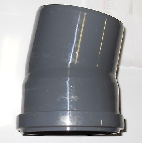 Push-fit Waste Fittings - Bend - 15 Degree - 40mm Diameter