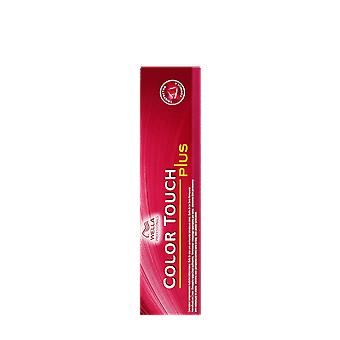 Wella Color Touch Plus luce marrone intenso rame naturale 55/04 60 ml