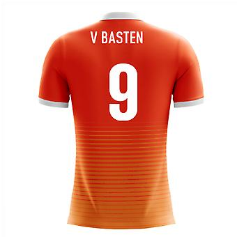 2020-2021 Holland Airo Concept Home Shirt (V. Basten 9)