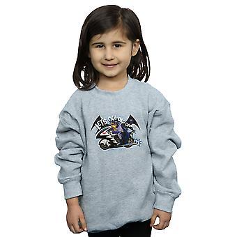 DC Comics jenter Batman TV serien Bat sykkel Sweatshirt