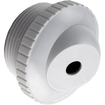 """Custom 25552-100-000 1,5"""" MPT x 0,37"""" blænde øjeæblet montering - hvid"""