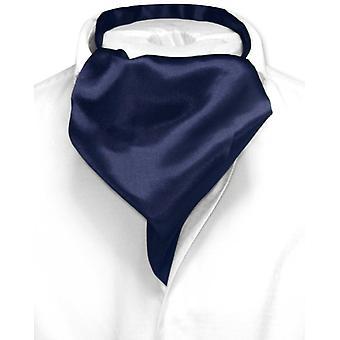 Biagio ASCOT Solid Cravat mäns hals slips