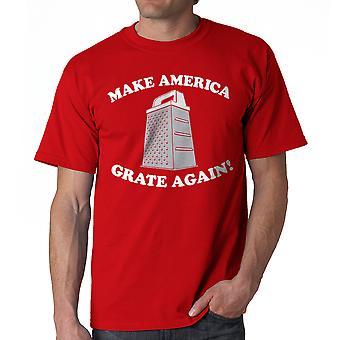 Humor reiben wieder rot lustige T-Shirts für Herren