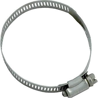 "Valterra H03-0008 2.5"" x 3.5"" Stainless Steel Hose Clamp"