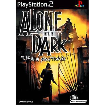 Alone in the Dark 4 de nieuwe nachtmerrie (PS2)-fabriek verzegeld