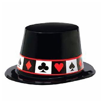 Chapeau haut de forme Casino
