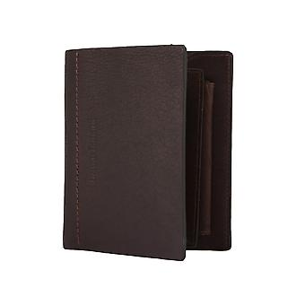 Bruno banani mens wallet wallet purse Brown 2407