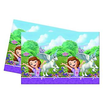Sofia the first Mystic Isles Princess party tablecloth 120 x 180 cm 1piece children birthday theme party