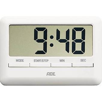 ADE TD 1600 temporizador blanco Digital