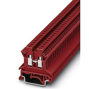 Phoenix kontakt UK 2,5 N RD 0719074 kontinuitet antall pinner: 2 0,2 mm² 2, 5 mm² Red 1 eller flere PCer
