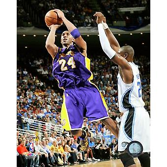 Kobe Bryant - 09 Finals  Gm4 (#18) Photo Print (8 x 10)