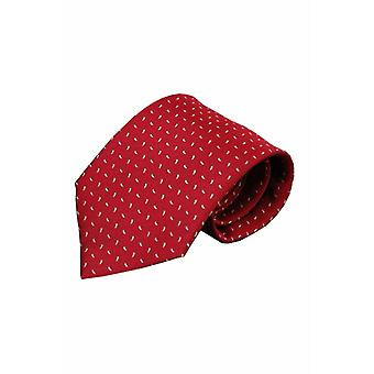 Rode stropdas Ferro 01