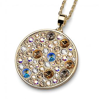 Oliver Weber Chain Great Rhodium Pendant