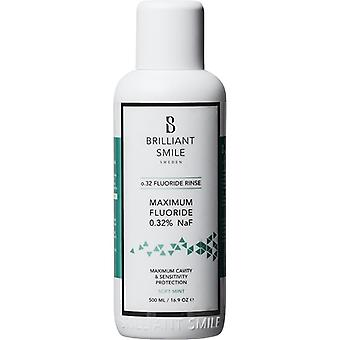 Brilliant Smile O. 32 Flouride Rinse 500ml