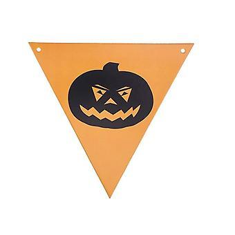 Pennants sur le thème d'Halloween