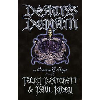 Des Todes Domain - ein Scheibenwelt Mapp von Terry Pratchett - Stephen Briggs