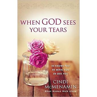 Quando Dio vede le tue lacrime - lui conosce te - ti sente - ti vede b