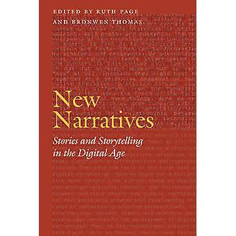 Nuove narrazioni - storie e narrazione nell'era digitale di Ruth P