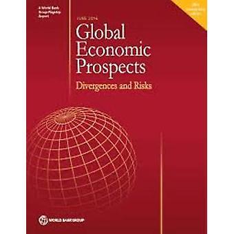 Mondiale economische vooruitzichten - juni 2016 - verschillen en risico's door de wereld