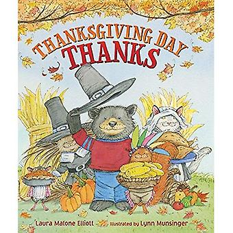 Thanksgiving Day Bedankt