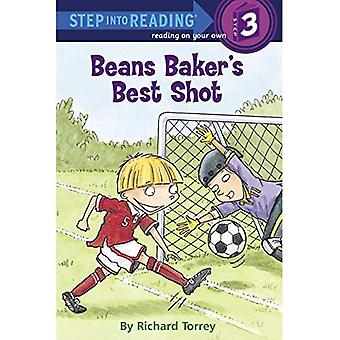 Beans Baker's Best Shot (Step Into Reading - Level 3 - Paperback)