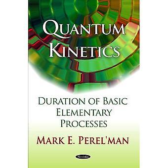 Quanten-Kinetik der Multiphoton Prozesse