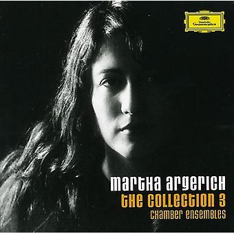 Martha Argerich - The Martha Argerich Collection, Vol. 3: Kammarensembler [CD] USA import