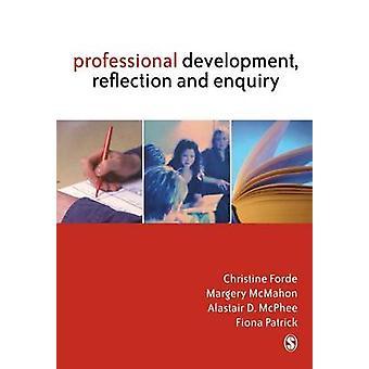 Réflexion de perfectionnement professionnel et d'enquête par Forde & Christine