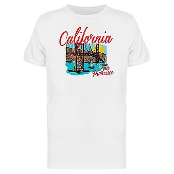 كاليفورنيا سان فرانسيسكو الجسر المحملة الرجال-الصورة عن طريق Shutterstock