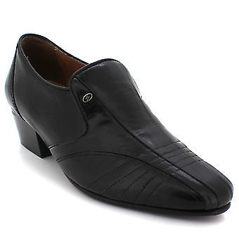 Karim London Rock-Gents Heeled Shoe