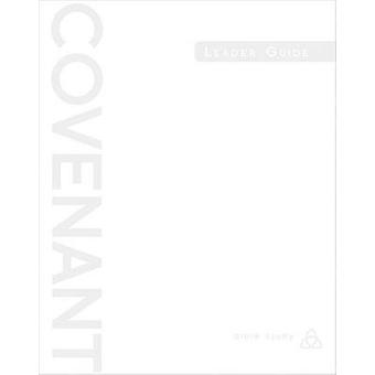 Covenant Bible Study - Leader Guide - 9781426772238 Book